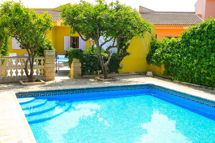 Owners abroad Beach Villa Miguel