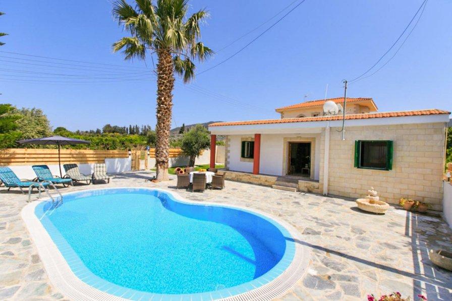 Owners abroad Villa Constantinos