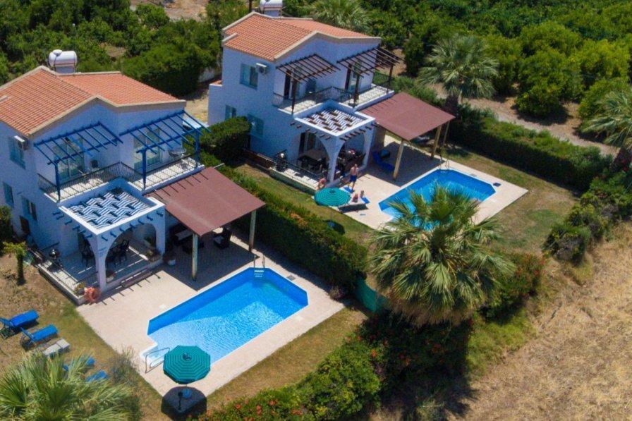 Owners abroad Argaka Sun Villa Ena