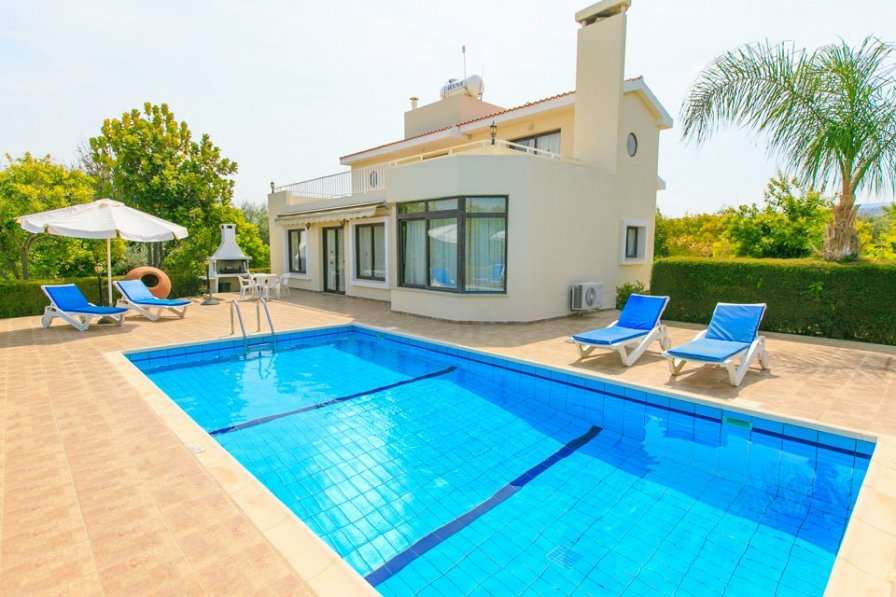 Owners abroad Villa Mandora