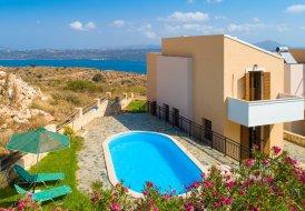 Villa in Megala Chorafia, Crete
