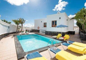 4 bedroom Villa for rent in Puerto Calero