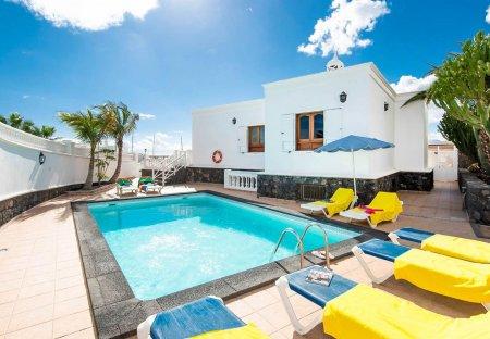 Villa in Puerto Calero, Lanzarote