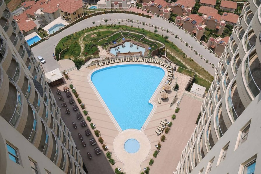 Goldcity 5-stars Hotel Apartment 1+1