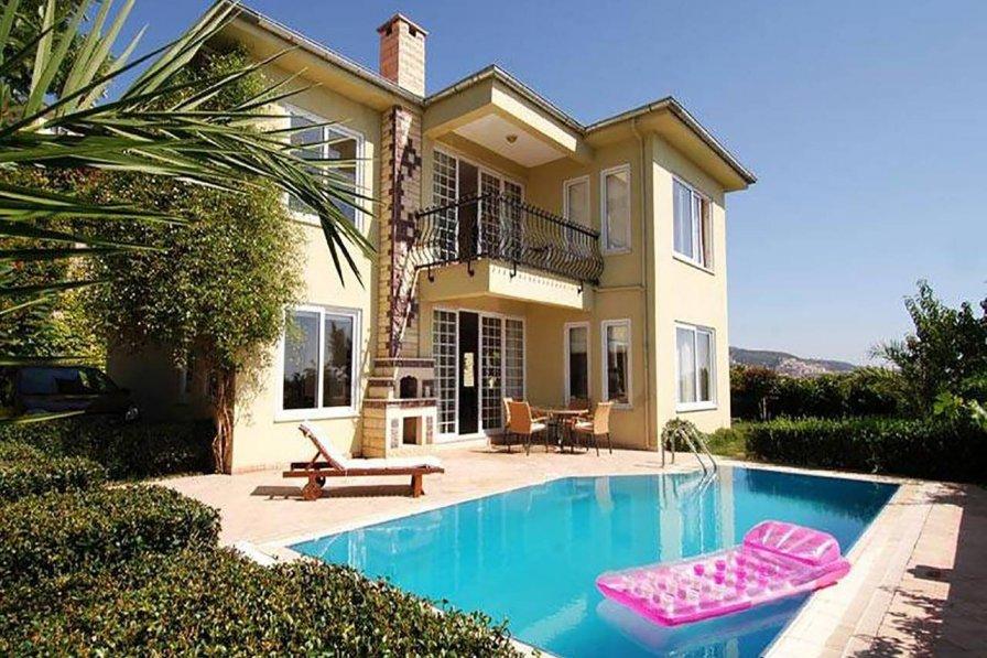 GOLD CITY Villa 3+1 privet pool
