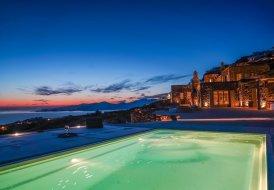 Villa in Mykonos, Greece