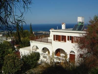 Village house in Cyprus, Bellapais: Mountain villa & the House That Jack Built