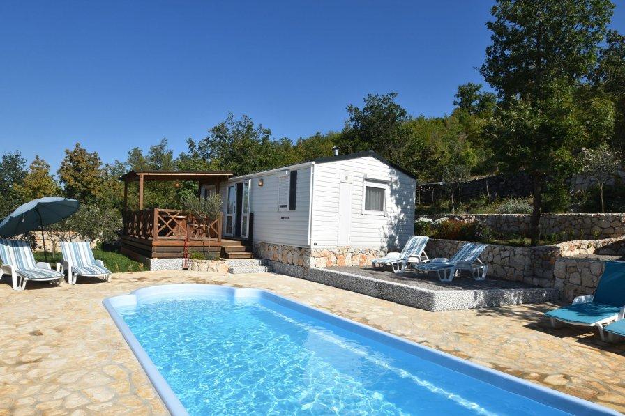 Villa in Croatia, Ugljane