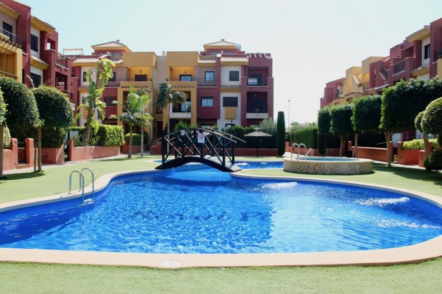 Apartment in Spain, La Cuerda y Lomas de Cabo Roig