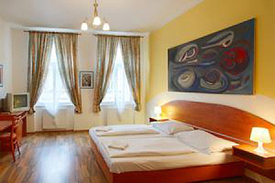Owners abroad Cozy Apartment for two persons in the city center of Prague