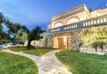 8 bedroom Villa for rent in Ostuni