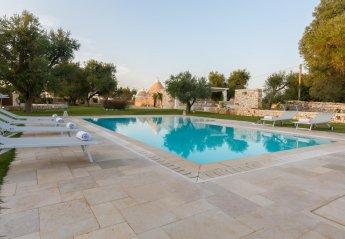 4 bedroom Villa for rent in Ostuni