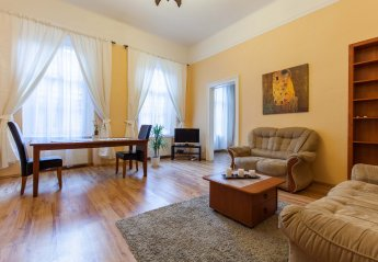 2 bedroom Apartment for rent in Budapest