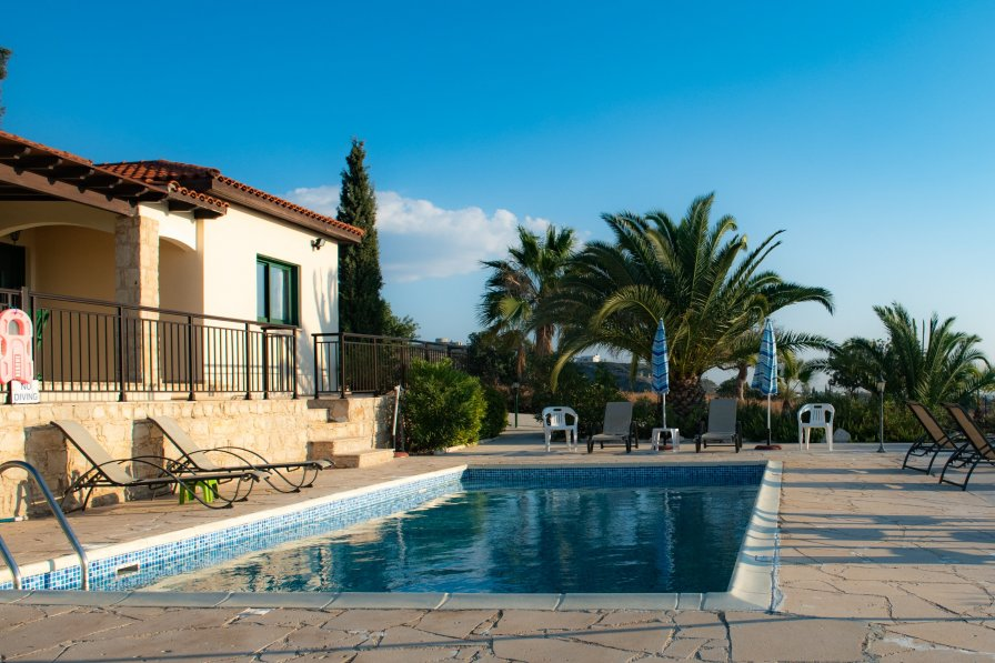 Villa in Cyprus, Marina View