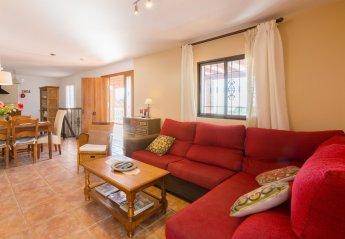 4 bedroom Villa for rent in Frigiliana