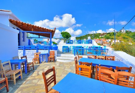 Villa in Skopelos, Greece