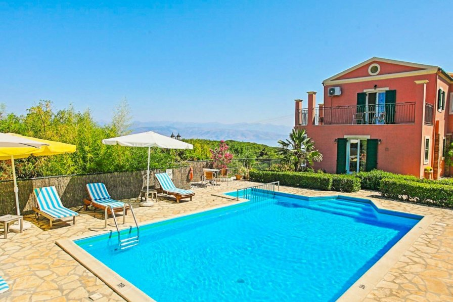 Owners abroad Villa Lenio