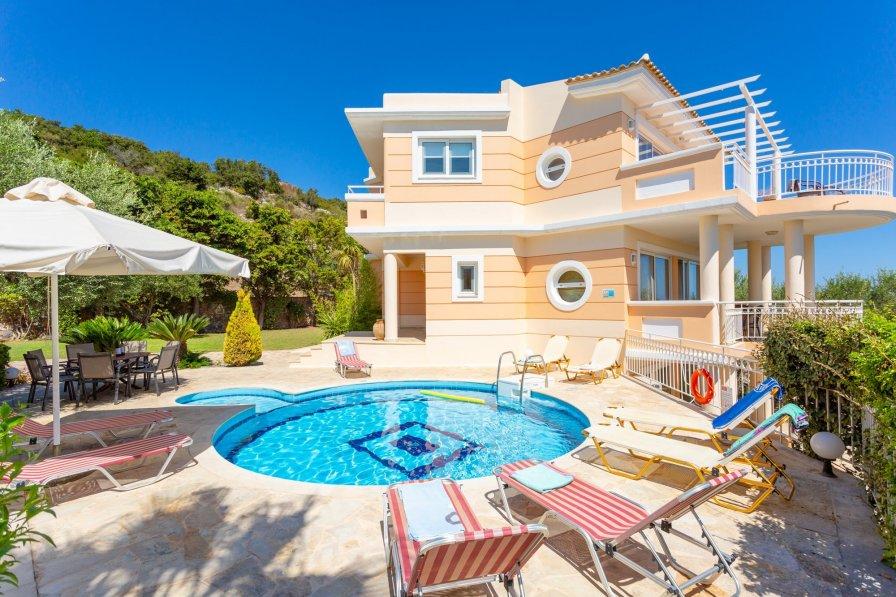 Owners abroad Villa Asimenia