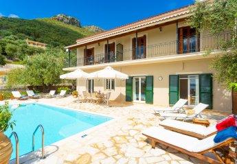 5 bedroom Villa for rent in Nissaki