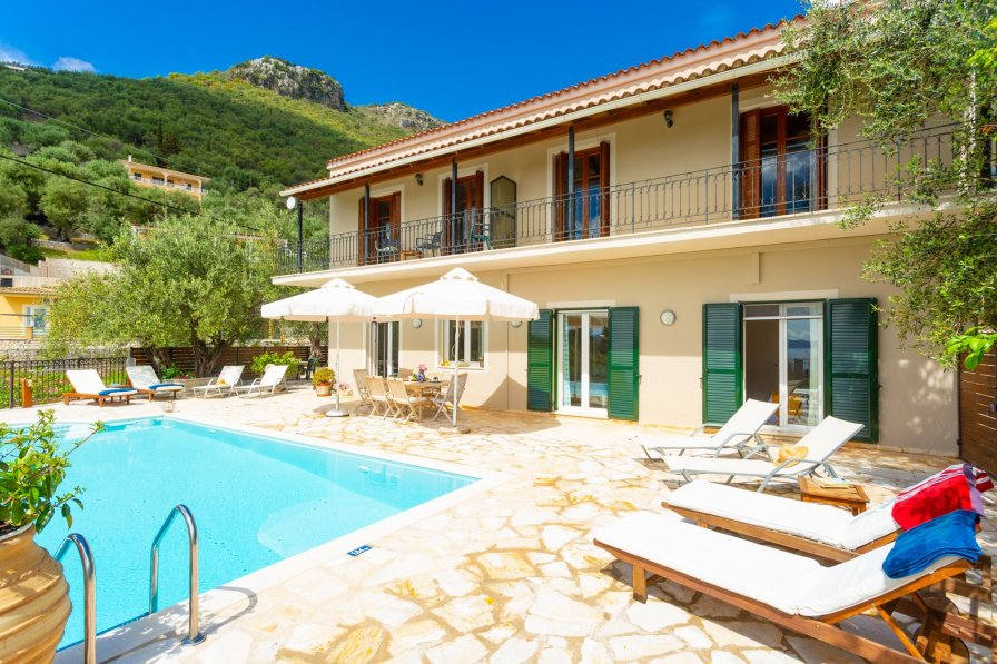 Owners abroad Villa Katerina