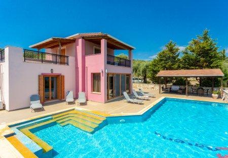 Villa in Spartochori, Lefkas