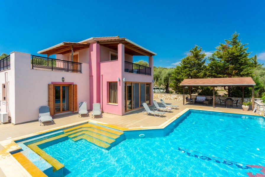 Villa in Greece, Spartochori