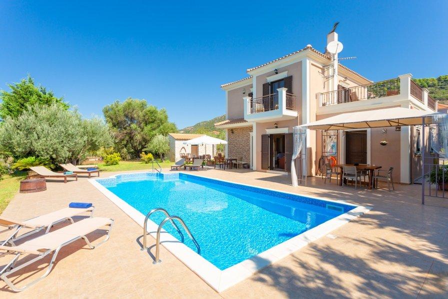 Owners abroad Villa Eufrosini