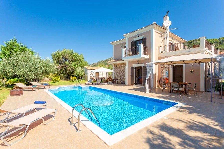 Villa in Greece, Kefalonia