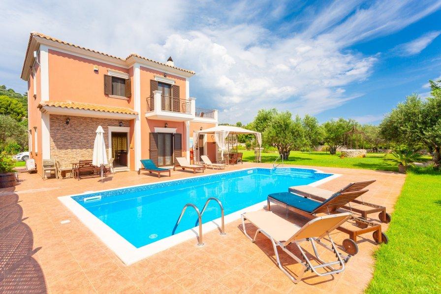 Owners abroad Villa Marina