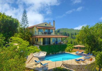 5 bedroom Villa for rent in Paxos