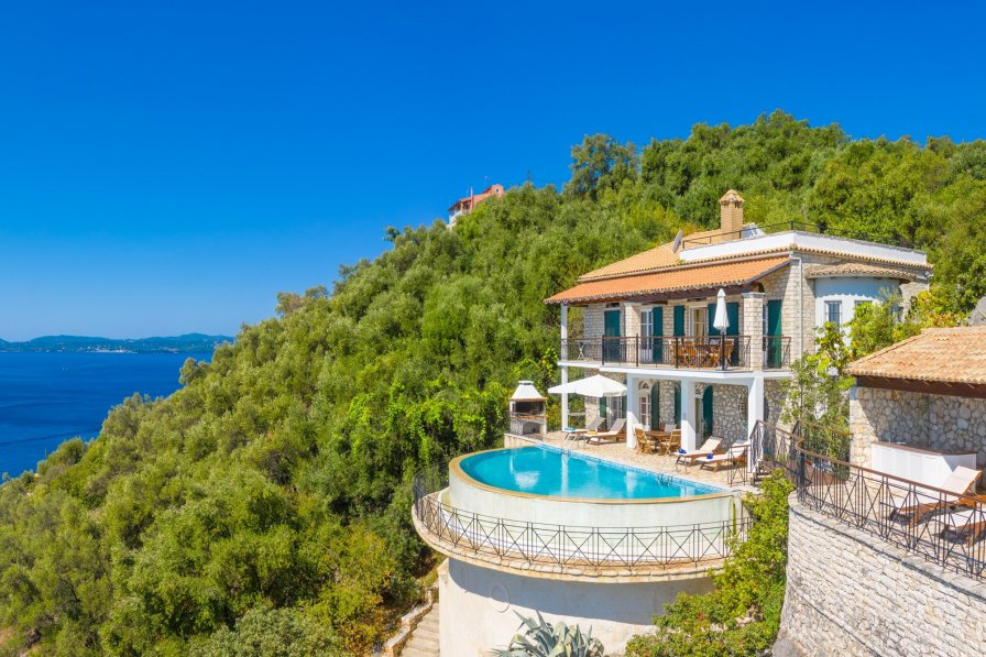 Owners abroad House On The Rocks