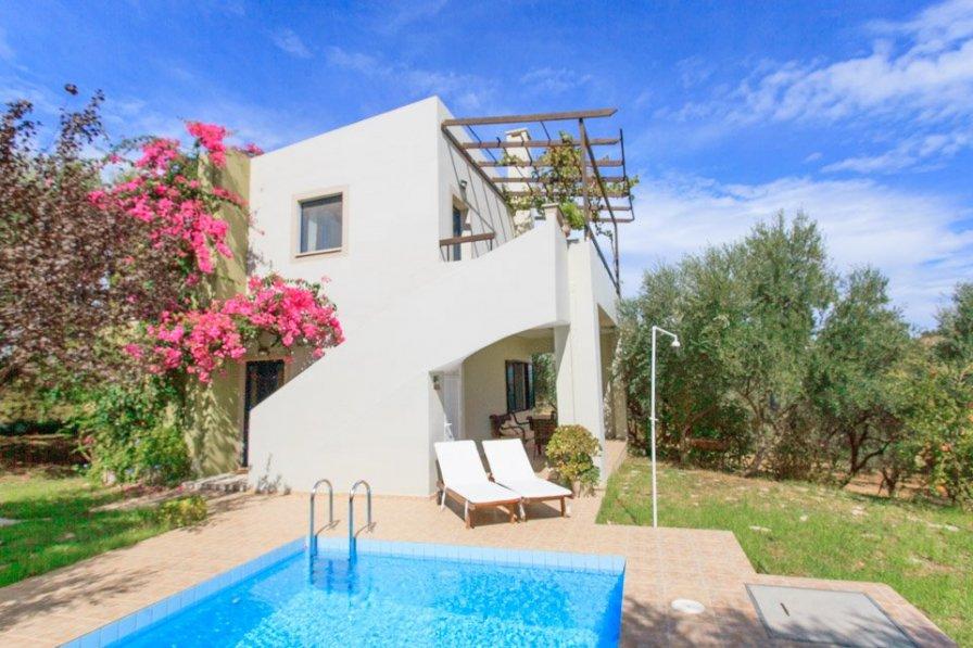 Owners abroad Villa Manolis