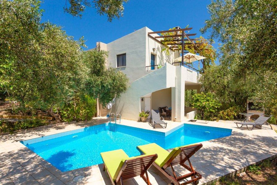 Owners abroad Villa Dimitra