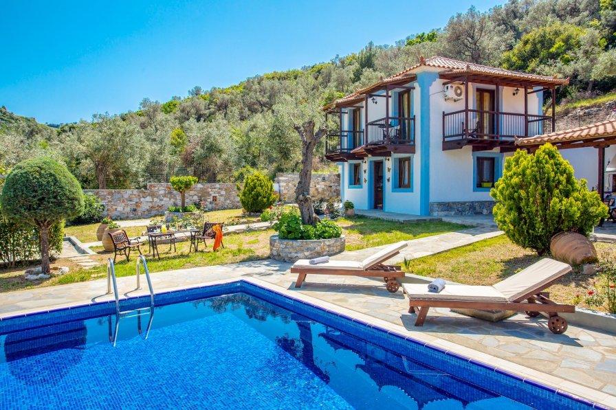 Owners abroad Villa Glysteri