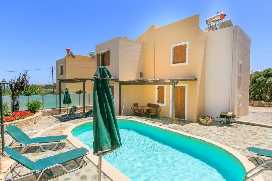 Owners abroad Villa Konstantina