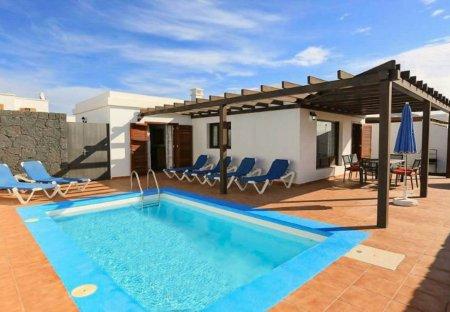 Villa in Castillo del Águila, Lanzarote