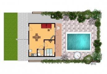 1 bedroom Villa for rent in Trapezaki