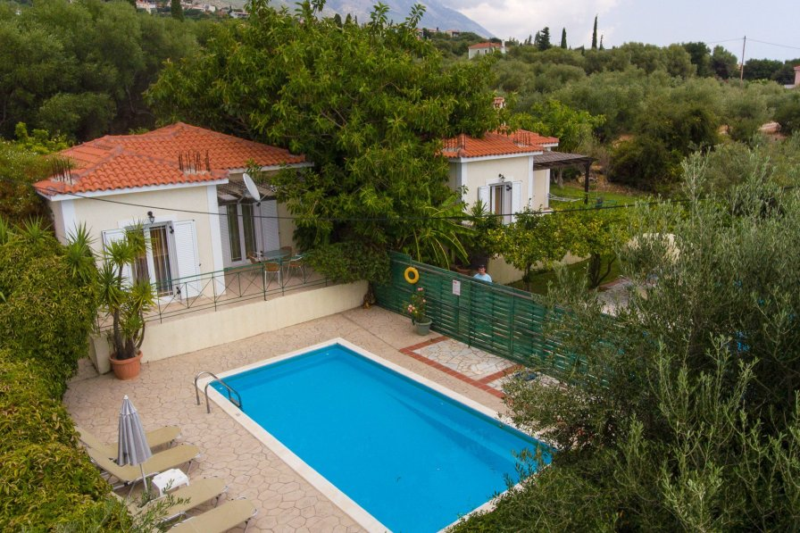 Owners abroad Villa Russa Alexandros