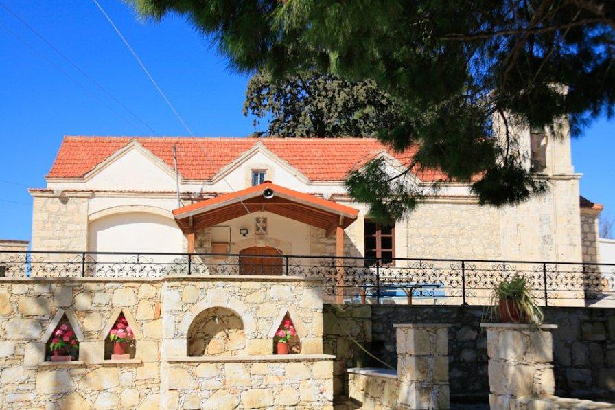 Owners abroad Villa Spiridoula