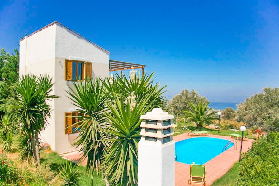 Owners abroad Villa Michalis