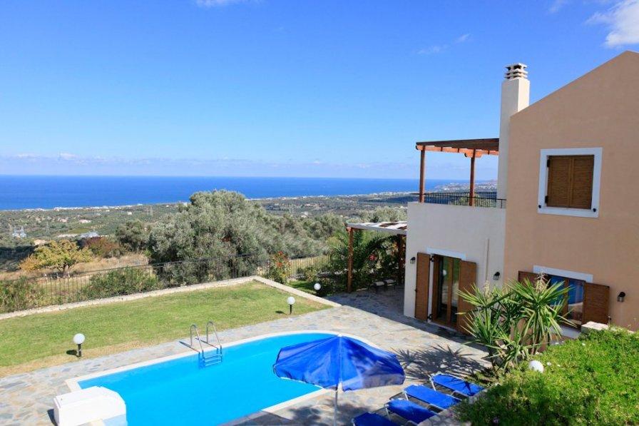 Owners abroad Villa Garifallia