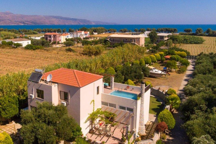 Owners abroad Villa Melina