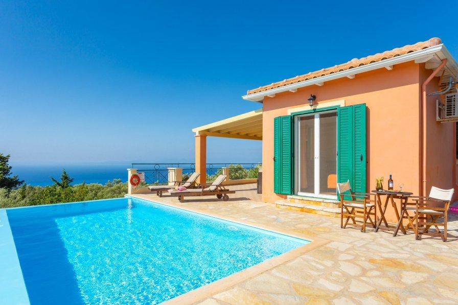 Villa in Greece, Tsoukalades