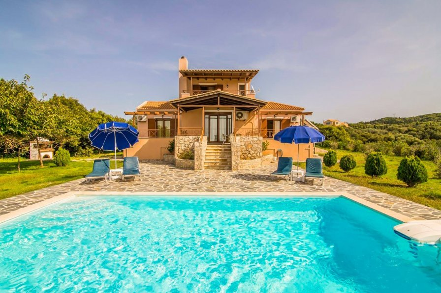 Owners abroad Villa Aetos