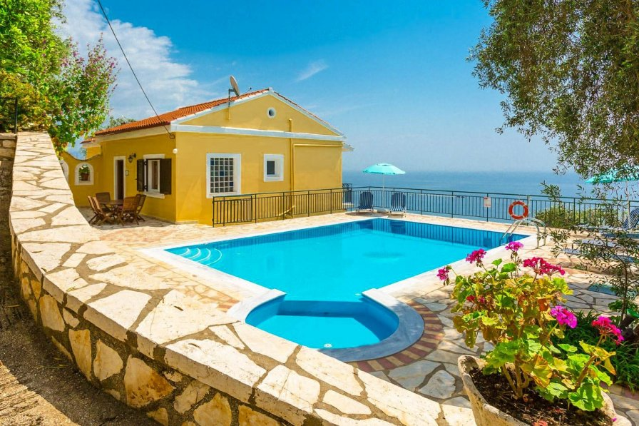 Villa in Greece, Corfu