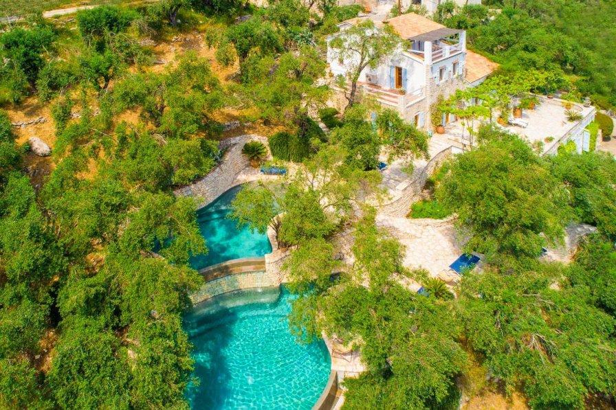 Villa in Greece, Nea Magnisia