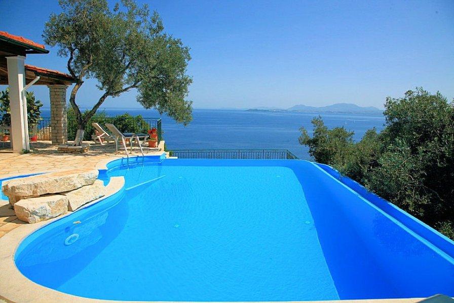 Villa in Greece, Nissaki