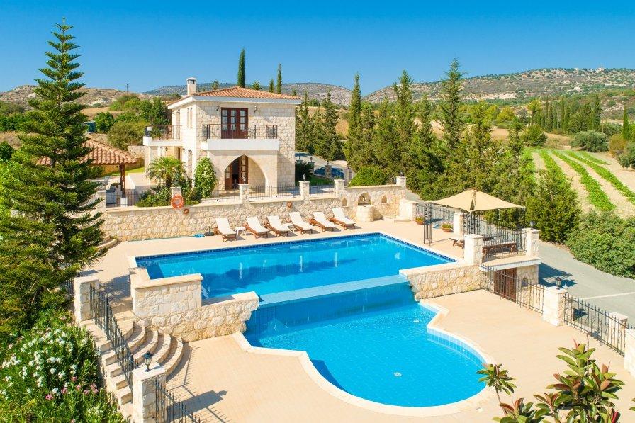 Owners abroad Villa Fotini