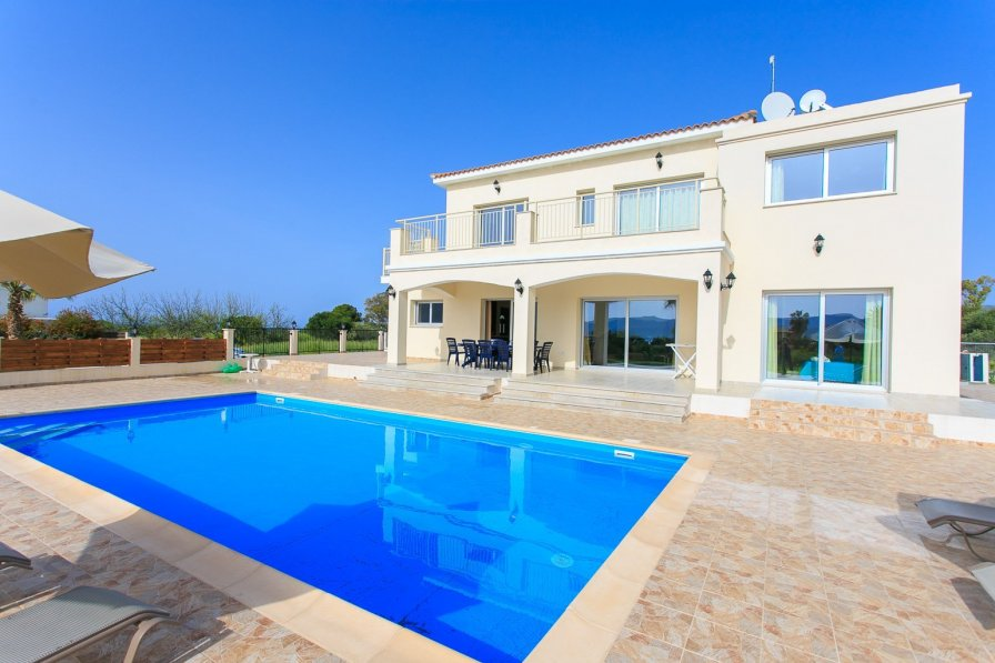 Owners abroad Villa Achilleas Chrystalla
