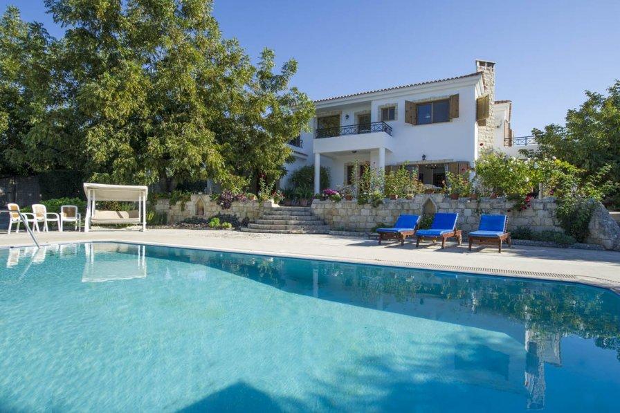 Owners abroad Villa Xenios Dias